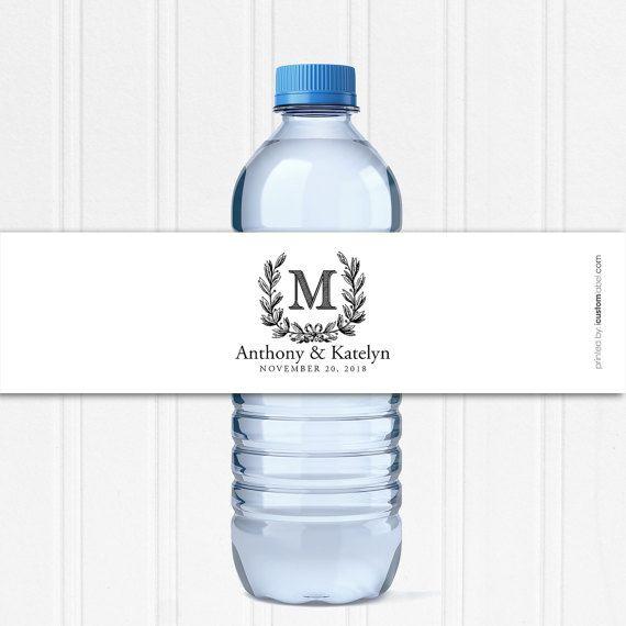 Water Bottle Zelda: Best 25+ Water Bottle Labels Ideas On Pinterest