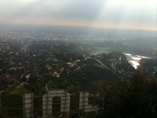 Griffith Park - Hollywood Sign Hike