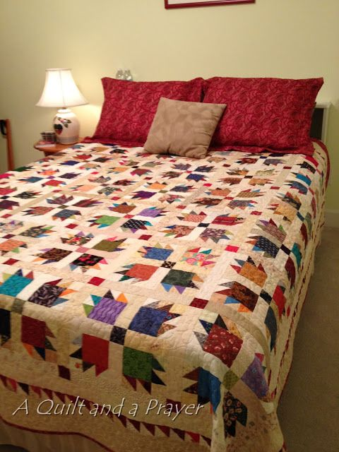 A Quilt and A Prayer: Bloggers Quilt Festival