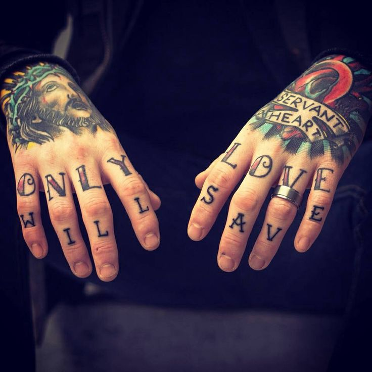 Top 75 Best Hand Tattoos for Men - Unique Design Ideas | Improb