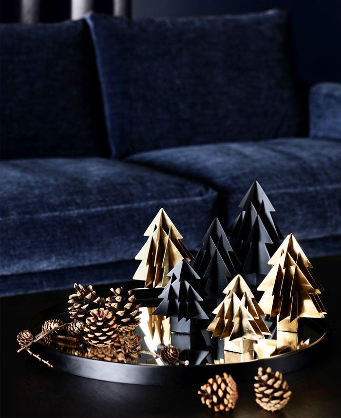 weihnachtsdekorationstrends 2019 2020 farben designs. Black Bedroom Furniture Sets. Home Design Ideas