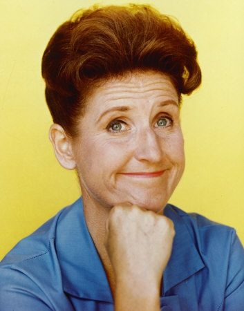 Ann B. Davis starring as Alice in The Brady Bunch saw