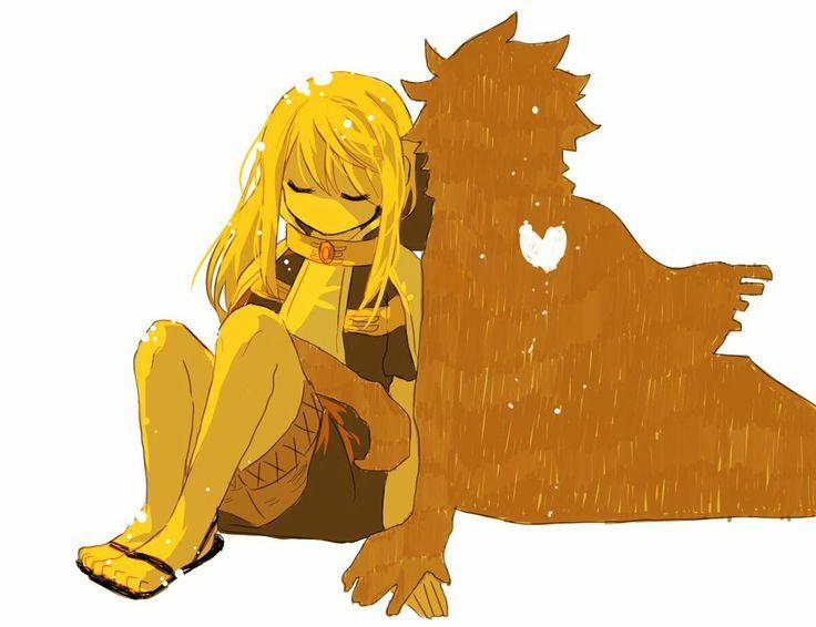 Future lucy and Natsu