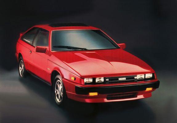 Isuzu Impulse Turbo- my first car.