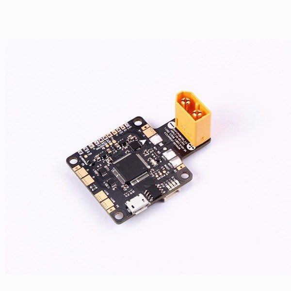 STM32F4 F4 V3.0 Racing Flight Control with BEC/PDB/OSD/XT60 for Multirotor https://www.fpvbunker.com/product/stm32f4-f4-v3-0-racing-flight-control-with-becpdbosdxt60-for-multirotor/    #quads