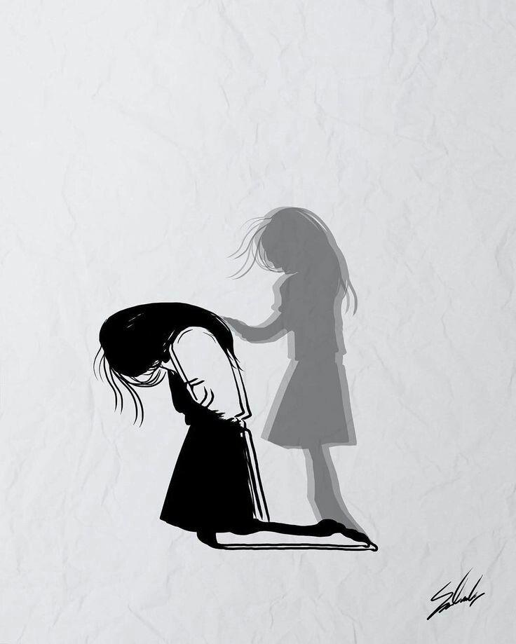 одни одиночество черно белые картинки арт ежегодно