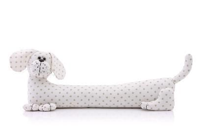 Spot Dog Draught Excluder: