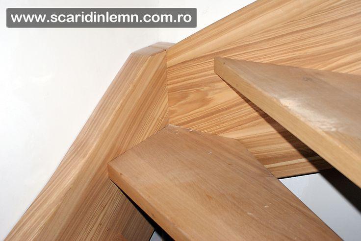 scari din lemn pret vang si trepte economice cu pas combinat scari interioare