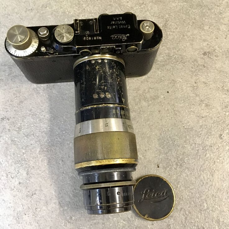 Leica II 1932 Elmar 13,5 cm 1932