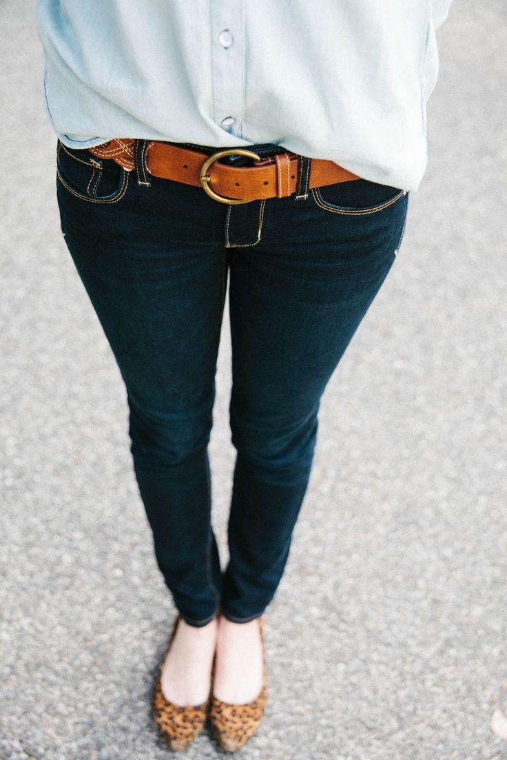 kleur spijkerbroek