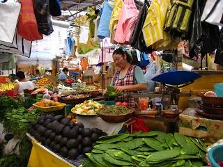 Mercado San Juan. (San juan market) México city