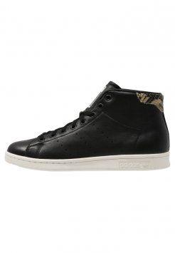 adidas Originals - STAN SMITH MID - Baskets montantes - black