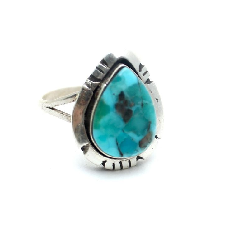 Paradise Native American Ring