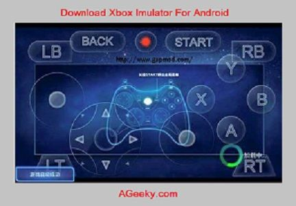 Download latest Xbox Emulator for Android Free