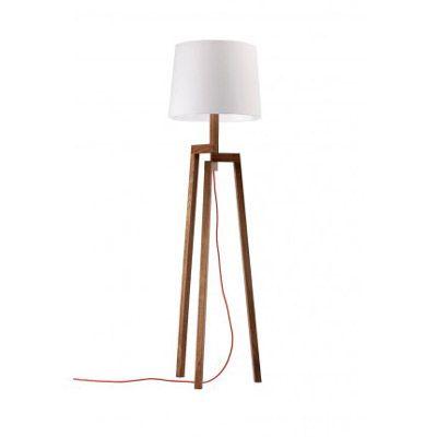 Blu Dot - Stilt Floor Lamp   Modern Furniture   Zinc Details