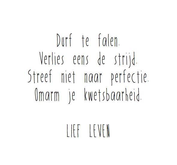 LIEF LEVEN
