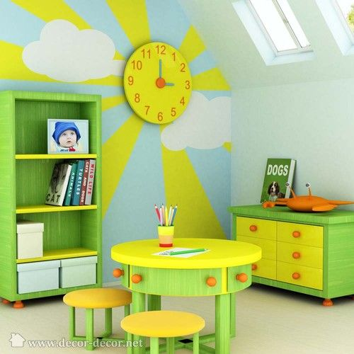 Best 54 Sunday School rooms ideas on Pinterest | Child room, Nursery ...