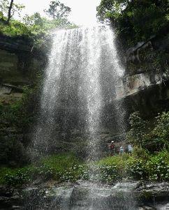 Nandi Falls   KZN       named for Shakas mother