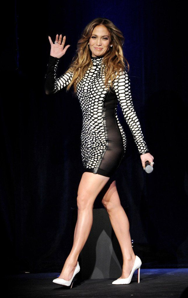 Blast from the past: 12 incredible pictures of Jennifer Lopez in high heels - GlamorousHeels.com