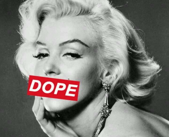 Marilyn Monroe dope... Making this now! wallpapers
