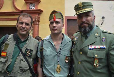 Detente del Sagrado Corazón de Jesús salva a un soldado español herido por - El Perú necesita de Fátima