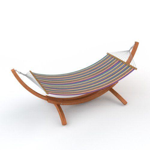 Die 25+ Besten Ideen Zu Hängematte Mit Holzgestell Auf Pinterest ... Hangematten Mit Gestell Garten