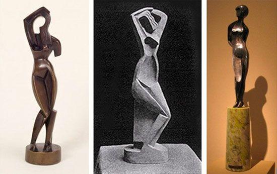 Скульптури Архіпенка - Пошук Google