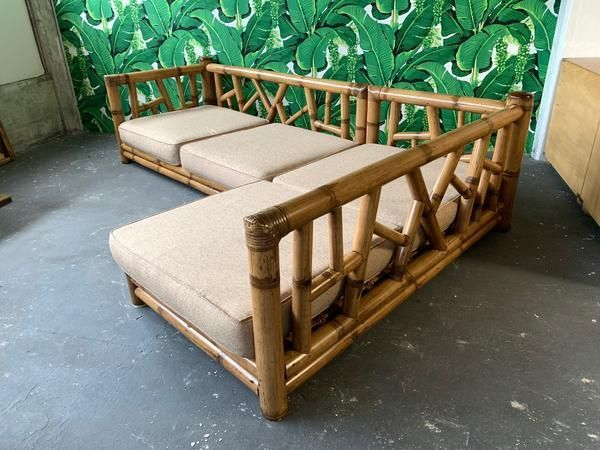Bamboo Furniture, Can Bamboo Furniture Be Used Outdoors