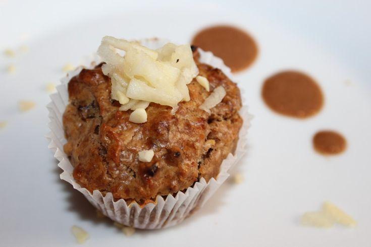 Mandel Muffins (basisch!) und die basenfasten Fan-Aktion