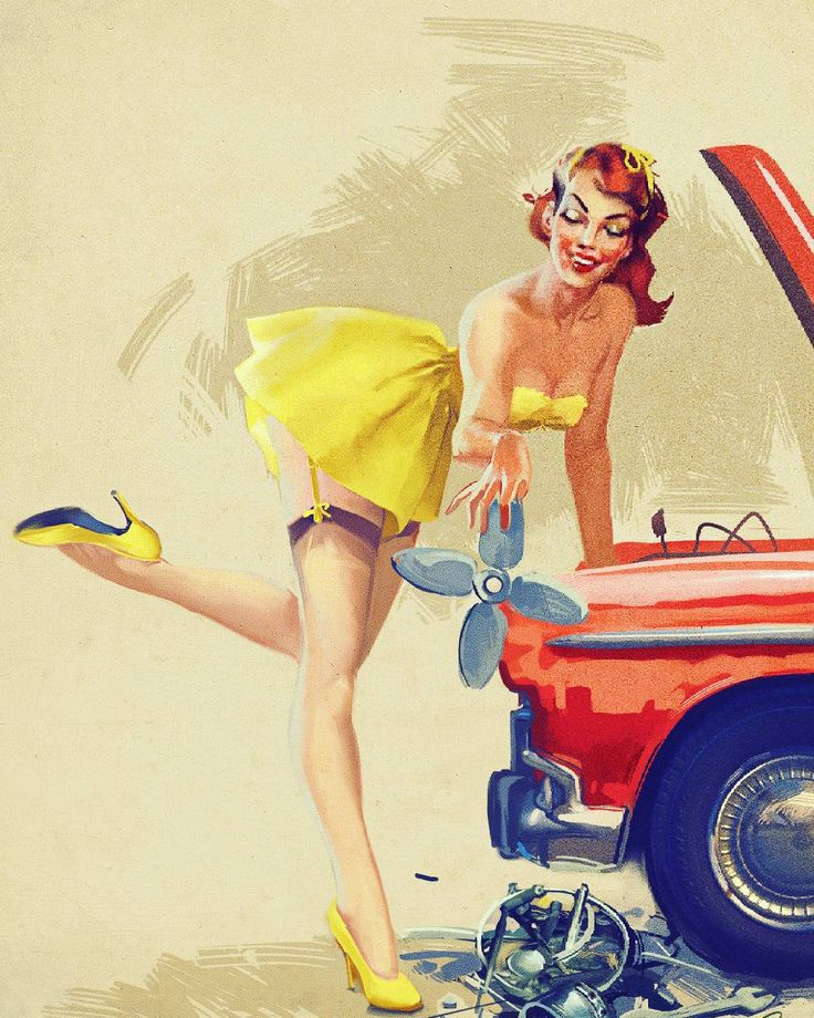 Reparaciones desastrosas  más en pinupsymas.com #pinups #pinup #rockabilly #pinupgirl #rockabella #pinupgirls #pinupstyle #vintage #pinupmodel #vintagefashion #burlesque #art #tattoo #rockabillygirl #vintagestyle #australianpinup #beauty #vintageinspired #fashion #pinupdoll #vintagegirl #pinupaustralia #retrolifestyle #love #altmodel #australianpinups #tattoos #retro #beautiful #inkedgirls by pinupsymas