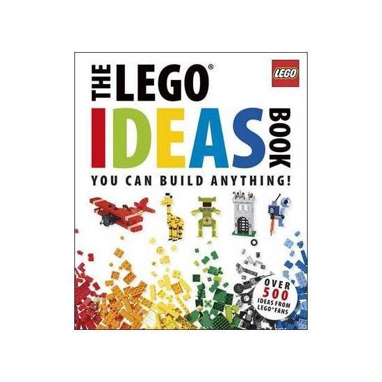 LEGO Book The LEGO Ideas Book