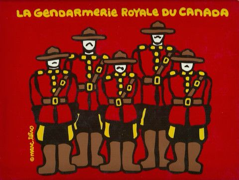 TETRO, MARC. La Gendarmerie royale du Canada