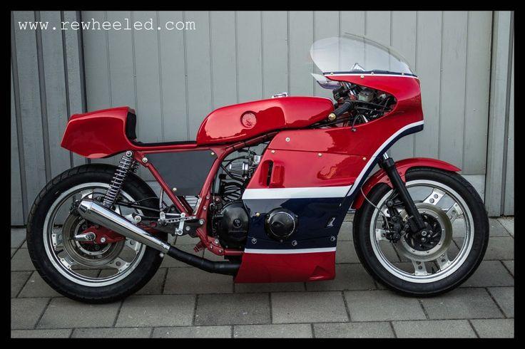 Project Honda RCB Replica classic racer   Rewheeled motorcycles