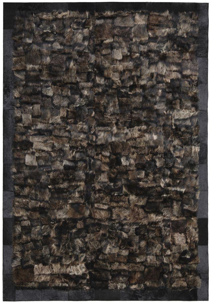 Ručně vyrobený koberec - Bakero - Toscana Light Brown