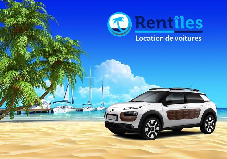 Réservez au meilleur prix votre voiture de location à Bel Ombre directement chez un loueur indépendant du réseau Rentîles !
