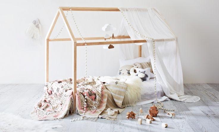 Heerlijk slapen in je eigen huisje