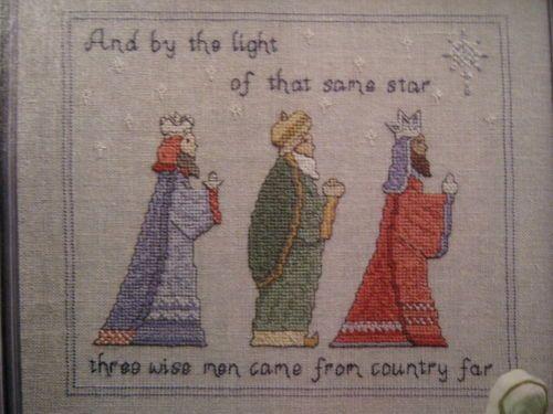 131 Best Cross Stitch Nativity Images On Pinterest