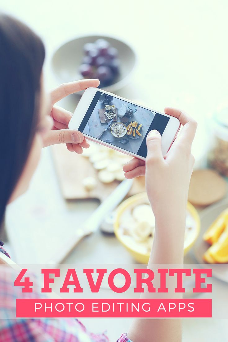 When you have to tweak your favorite smartphone pics just a bit to get them perfect for sharing, check out my 4 favorite photo editing apps!