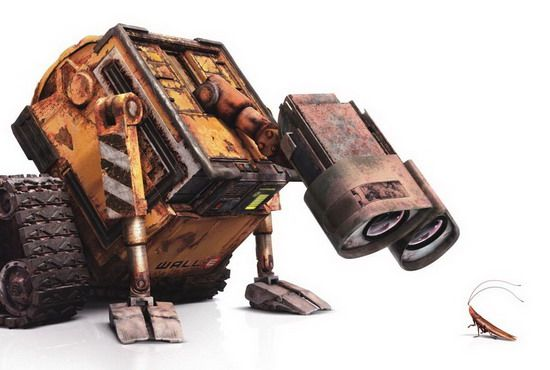 Wall-E! Favorite Pixar movie