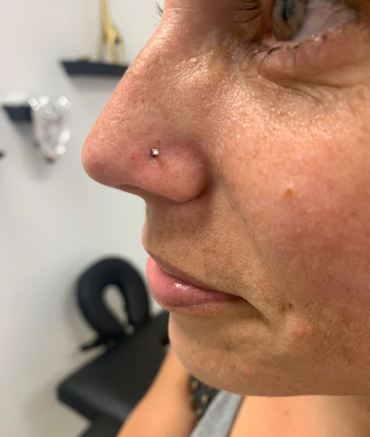 Terrific No Cost Nose Piercings Needle Suggestions Cute Nose