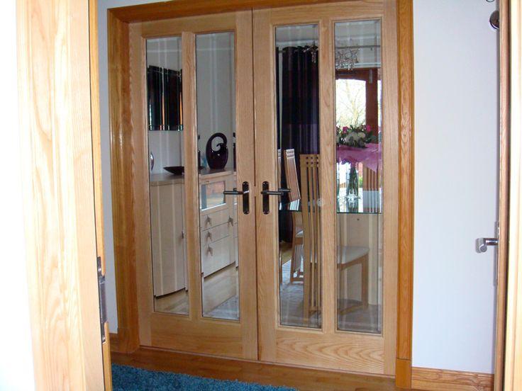 Pocket Doors with Glass Inserts | doors falkirk timber door glass panel doors & 7 best oak doors images on Pinterest | Oak doors Door ideas and ...