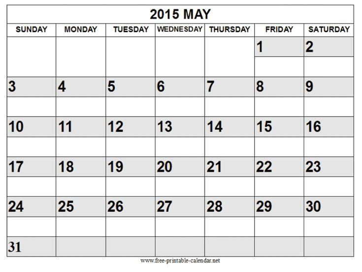 15 best images about may 2015 calendar on pinterest for 2015 calendar template with canadian holidays