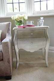 diy metallic furniture. silver leaf furniture diy how to diy metallic t