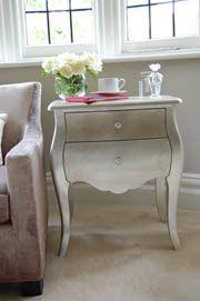 DIY CRAFTS PIMP : Silver Leaf Dressers