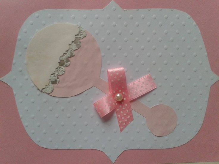card for new born baby