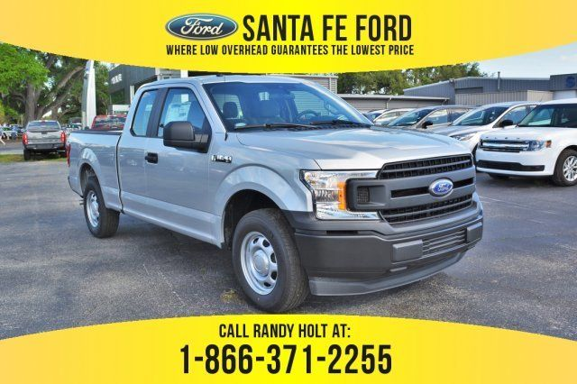 2019 Ford F 150 Xl Rwd Truck For Sale Gainesville Fl 394101 Ford F150 Ford F150 Xl 2019 Ford