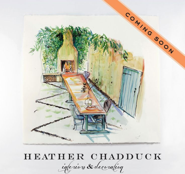 one of my all time faves: Heather Chadduck