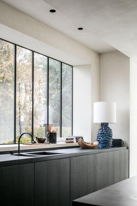 1234 besten k chen design bilder auf pinterest k chen mein haus und haus innenr ume. Black Bedroom Furniture Sets. Home Design Ideas