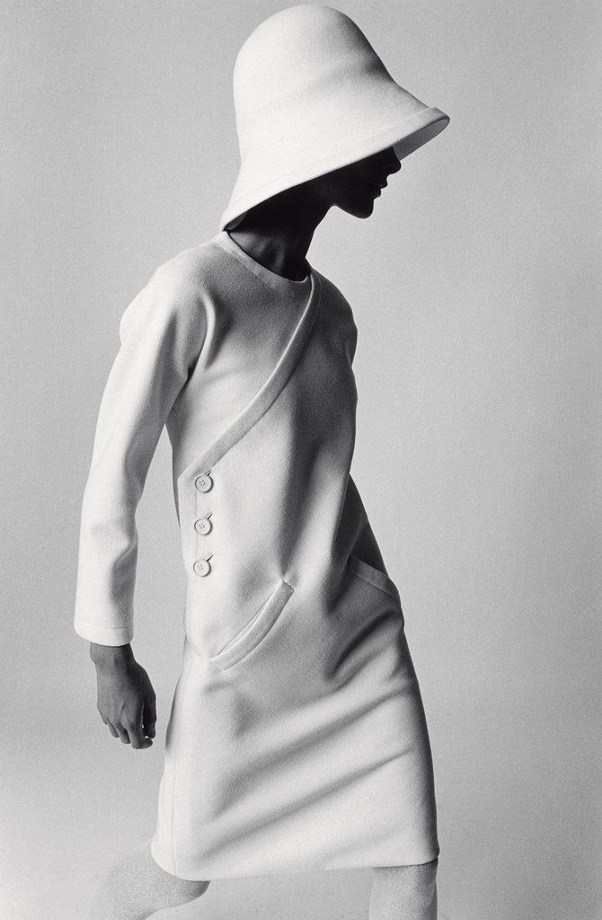 Lanvin, 1966. Gundlach photo