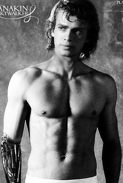 Hayden Christensen (Anakin Skywalker)